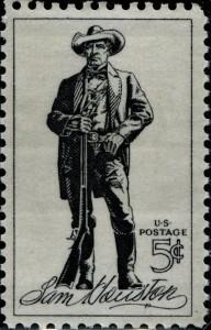 Sam Houston -1964