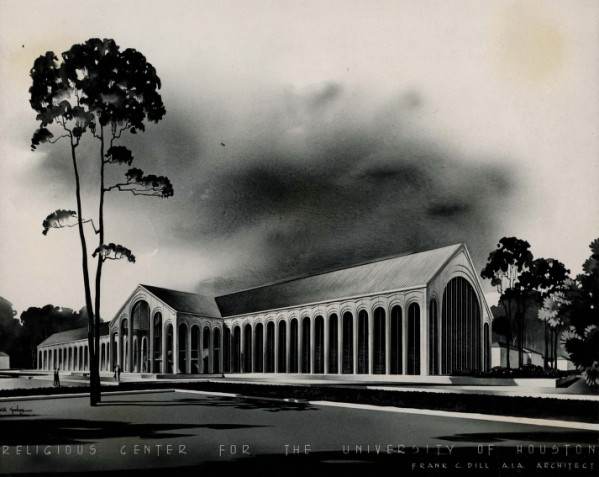 AD Bruce Religion center rendering