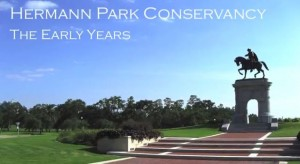 herman park conservamcy early years