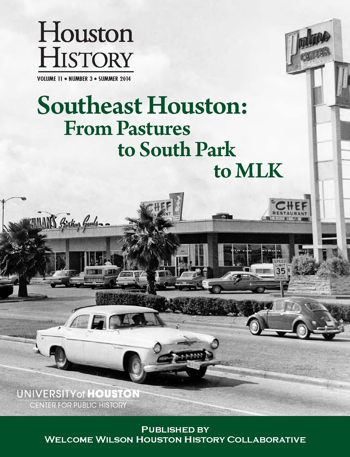 houston history:
