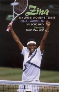 Zina Garrison Book Cover
