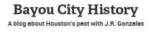 bayou city history logo
