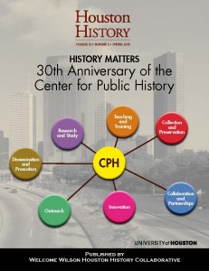 cover CPH history matters
