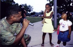 Houston rapper KB da Kidnappa, photographed by Peter Beste for Houston Rap.