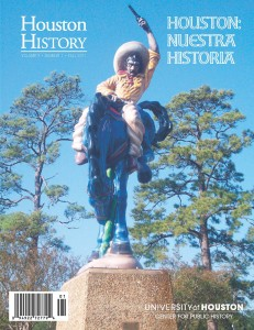 Click here to read Nuestra Historia, our fall 2011 issue about Hispanics in Houston.