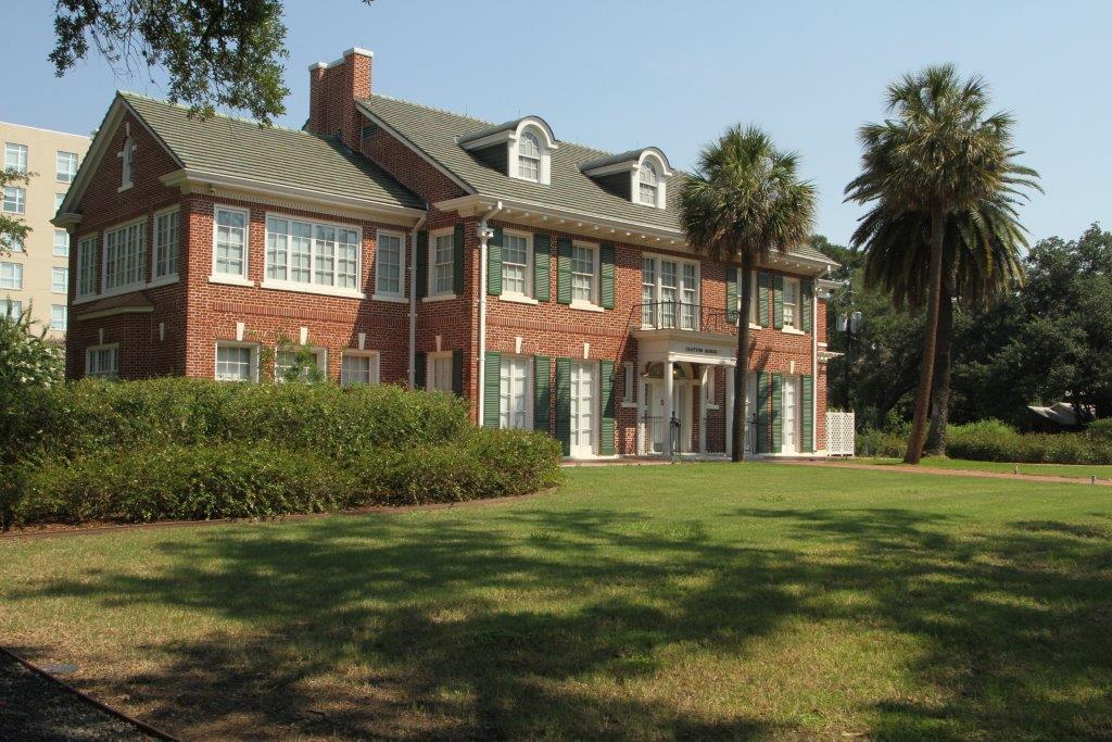 ordinary clayton house #2: Clayton House in 2012. Photo courtesy of Clayton Library.