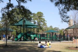 Memorial Park Vale-Asche Playground
