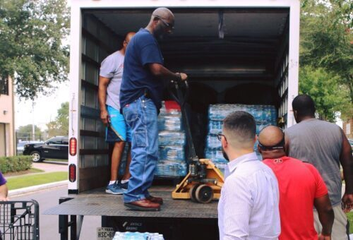 Helping Hands and the Challenges of Recovery from Hurricane Harvey